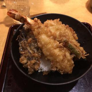 天丼(北前そば高田屋)