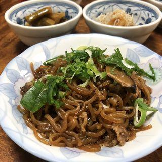 牛しぐれ煮(山口西店)