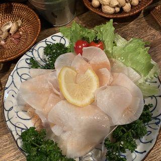 ダイコンサラダ(かかしニッカハウス)