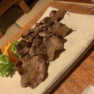 牛タン焼き(筥崎とろろ  )
