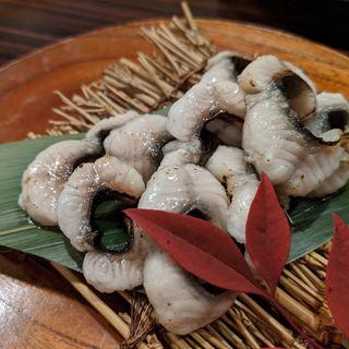 鰻炙り(熟成刺身と旨い酒 ひとしお)