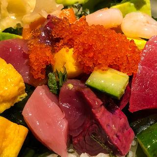 海鮮丼(築地魚よし )