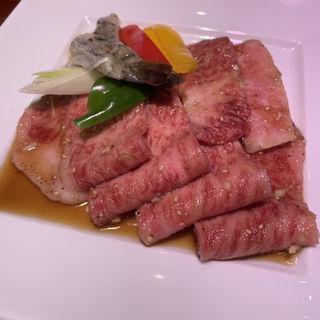 B焼肉ランチ(游玄亭 ホテルニューオータニ大阪店 (ゆうげんてい))