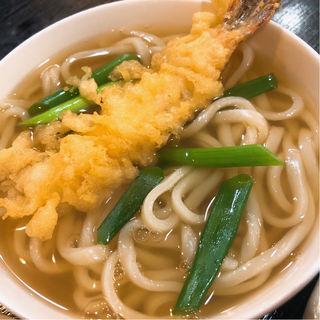 天ぷらうどん(ケムケムうどん)
