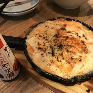 豆腐明太チーズ焼き(博多劇場 六本木店)