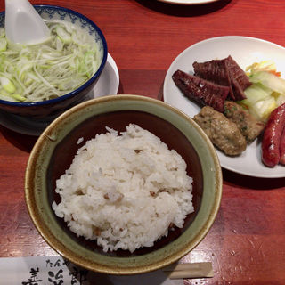 牛たん得々定食(たんや善治郎 長町モール店 )