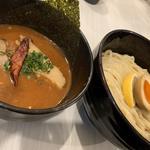 バリ辛つけ麺(400g)(つけ麺たつ介 九産大前店)