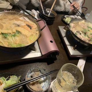 鍋(北の家族 千日前店 (きたのかぞく))