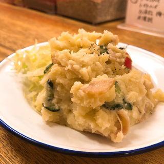 ポテトサラダ(しゃけスタンド)