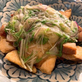 鮮魚の唐揚げ 野菜あんかけ(和互 (wagoh))