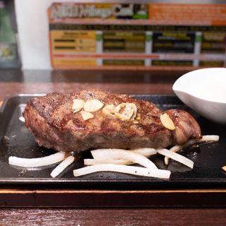 US産アンガス牛サーロインステーキ(いきなりステーキ 姫路駅前店)