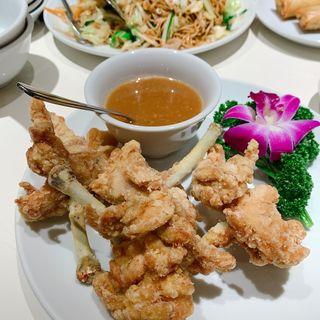 梅醤炸花鶏(謝甜記(シャテンキ))