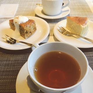 チーズケーキ(菜の花カフェ)