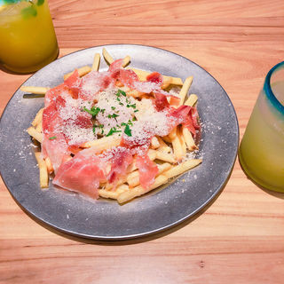 生ハムポテト(cheese&meat bank)
