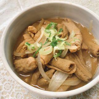 モツ煮(つちや食堂 )