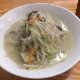 鶏塩タンメン(富白 )