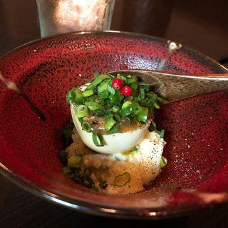 燻製卵ポテトサラダ(パーラーイワシ (parlor184))