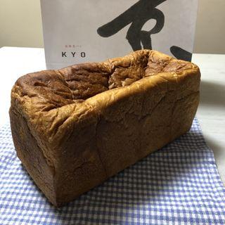 京食パン(グランディール ホワイティうめだ店)