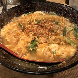 あっさり激辛キムチ辛麺(和創居酒屋 辰家 (わそういざかや たつや))