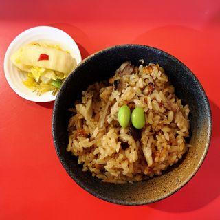鶏めし(カドヤ食堂 本店 (かどやしょくどう))