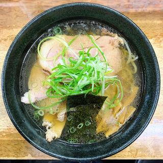 薄口肉醤油(麺哲 (めんてつ))