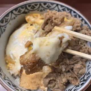 かつ牛どん(たつ屋 新宿店 )