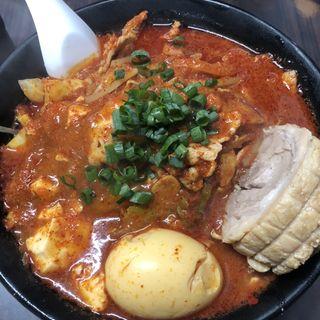 五目麻婆麺(元祖旨辛タンメン 荒木屋)