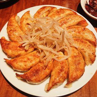 浜松餃子(12ヶ)(ふじとはち 銀座店)