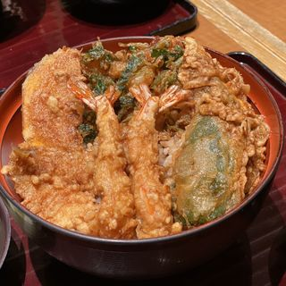ひさご天丼(天ぷら ひさご ラシック店 )