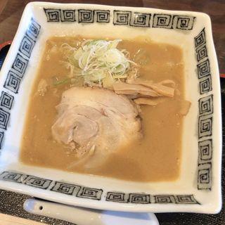 味噌ラーメン(季膳房 国立温泉 (国立温泉湯楽の里お食事処))
