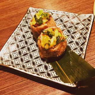 ウニ肉寿司
