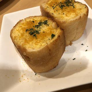 ガーリックトースト(酒とおいしい飯 エナジーホール)