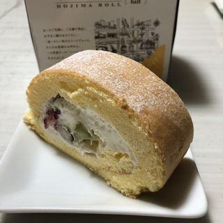 堂島フルーツロール ハーフ(パティスリーモンシェール 阪急うめだ本店)