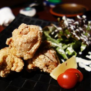 鶏の唐揚げ(御膳屋 菴離(おぜんや いおり))