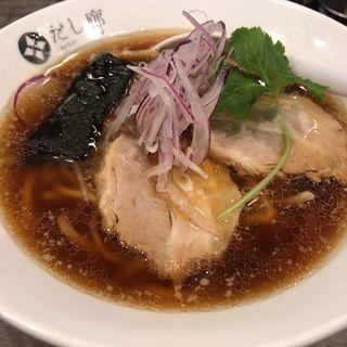 〆の煮干し コク(だし廊 -NIBO-)