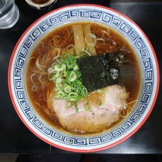 ラーメン(麺処 ら塾)
