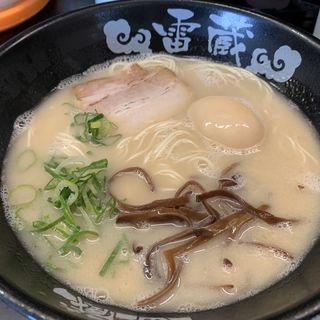 玉ちゃんらーめん(ラーメン雷蔵 諸岡店 )