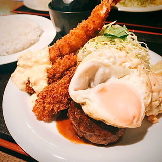 Dセット(グリル ロン 阪急三番街店)