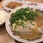 こってり 餃子セット(天下一品 錦店 )