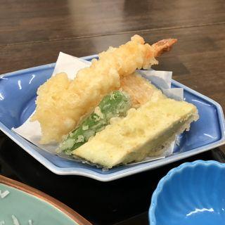 定食(天ぷら)(松活)