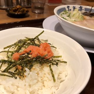 明太ご飯(名島亭)