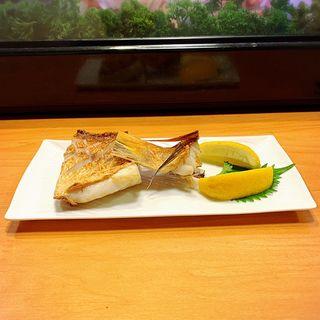 塩焼き 甘鯛 鯛の塩焼きはフライパンでやるといいのである。│おっさんひとりめし