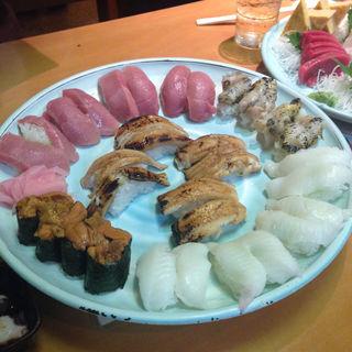 寿司(かっぱ寿司 一号店 (かっぱずし))