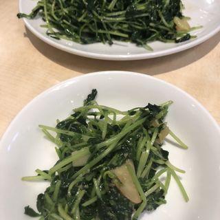 季節中国野菜の炒め(景徳鎮 本店)