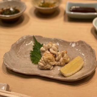 白子焼き(すし田 乾山 銀座松屋店)