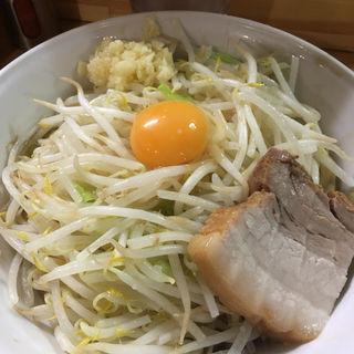 まぜそば(麺処 マゼル (MAZERU))