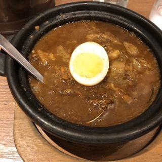 肉2倍の牛すじ煮込みカレー(ホットスプーン (Hot Spoon))