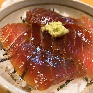 マグロ漬け丼(魚河岸三代目 千秋 (うおがしさんだいめ ちあき))