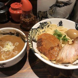 濃厚つけ麺(麺屋武蔵 鷹虎 (めんやむさし たかとら))
