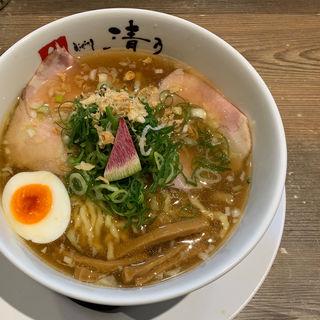 紀ノ国地鶏 塩(和 dining 清乃 (セイノ))